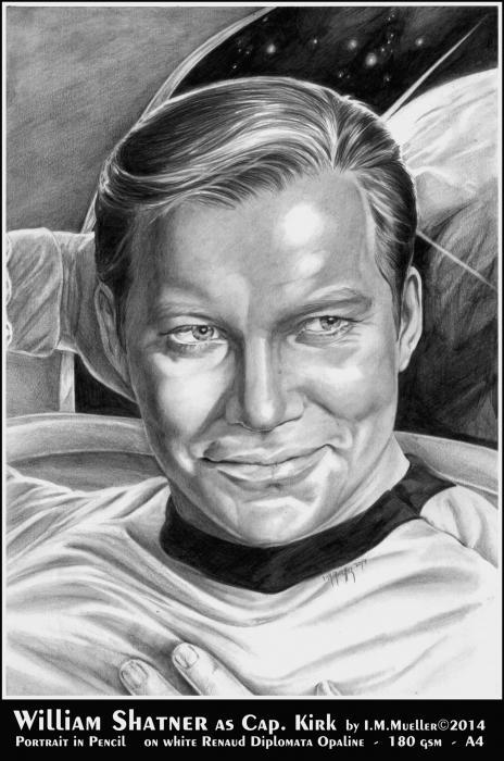 William Shatner par immueller